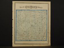 Indiana, Grant County Map, 1877, Township of Franklin, K2#90
