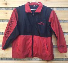 Bioworld Orange County Choppers SPELLOUT Men's Size XL Windbreaker jacket