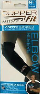 DMG PKG Copper Fit Elbow Sleeve Medium Unisex