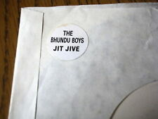 "THE BHUNDU BOYS - JIT JIVE  7"" VINYL (WHITE LABEL PROMO)"