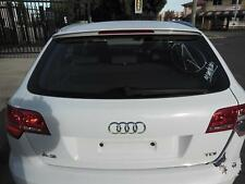 AUDI A3 TAILGATE A3/S3, 8P, 5DR HATCH, SPOILERED TYPE, 08/08-04/13