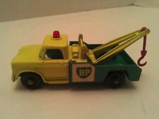 Vintage 60's Matchbox Series #13 Dodge Wreck Truck Made in England