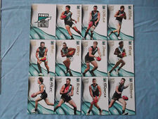2016  SELECT  CERTIFIED  AFL  CARDS PORT ADELAIDE POWER BASIC TEAM SET
