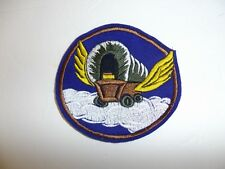 E0689 WW 2 US Army Air Force 39th Troop Carrier Squadron 317th Group R12C