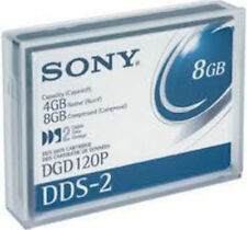 DAT/DDS Blank Tapes & Data Cartridges