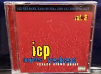 Insane Clown Posse - Forgotten Freshness vol. 3 CD PSY4003 Variant Press twiztid
