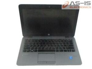 *AS-IS* HP Elitebook 820 G1 Core i5-5200U 2.2GHz 4GB RAM No HD NoPower BIOS Lock