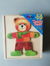 Grafix Teddy bear 15 pieces Jigsaw Puzzle set for kids 5 different bears