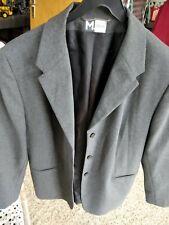 Damen blazer 46 neu Wertigkeit, grau, kostümjacke