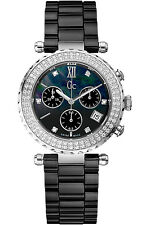 GUESS COLLECTION A22102M2,Ladies,Diamonds On Bezel,Sapphire,Screw Crown,100m WR