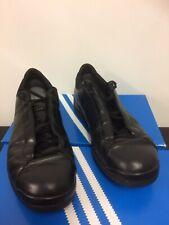 Mens Adidas Y3  Yohji Yamamoto Black size 10 Trainers - RARE! New Court Lace