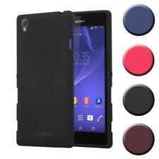 Schutz Hülle für Sony Xperia T3 Handy Cover Case TPU Matt Bumper