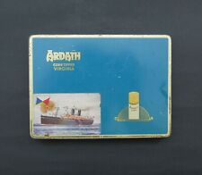 Scarce Vintage 'P & O Steam Navigation Co.' Ardath Cigarette Tin. 1930s