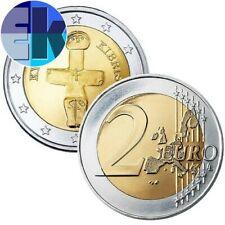 Ek // 2 euro Chypre # Pièce Nueve : Sélectionnez une Année :