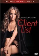 The Client List Season 1 Complete TV Series Region 4 3xdvd
