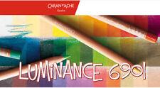 Caran D'Ache Luminance 6901 professional artist' colour pencils - singles