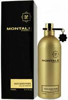 Montale Aoud Queen Roses Edp Eau de Parfum Spray Unisex 100ml