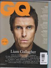 GQ Italia Revista Octubre 2017