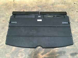 2009 MINI COOPER S CLUBMAN R55 REAR TRUNK CARGO FLOOR CARPET COVER TRIM OEM+