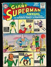 """Giant Superman #5 Annual ~ """"Superman's Other Life""""/All Krypton Page ~ (3.0) WH"""