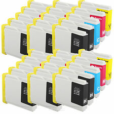 *30pk LC51 LC-51 Ink for Brother MFC-230C MFC-240C MFC-440CN MFC-465cn MFC-665cw