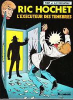 Ric Hochet 49. L'executeur des Ténébres. TIBET 1991.