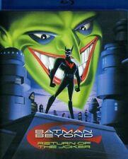Batman Beyond Return of The Joker 0883929209521 Blu Ray Region a