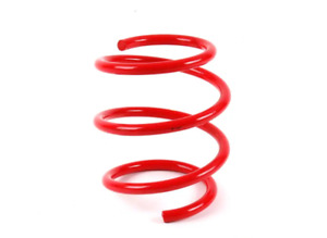 MINI COOPER S JCW R53 Front Right Red Coil Spring 31336768415 NEW GENUINE