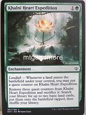 Magic - 4x Khalni Heart Expedition-Archenemy Nicol Bolas