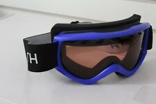 New 2016 Smith Cascade Ski Snowboard Goggles Cobalt with RC36 Lens
