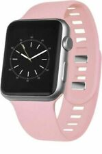 Sport Band - Silicone Sport Band for Apple Watch 38mm- PINK - WESC03807