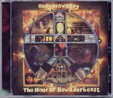 BADLY DRAWN BOY -The Hour Of The Bewilderbeast- 18 track CD Woody Allen Love Is