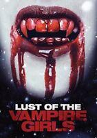 Lust Of The Vampire Girls [New DVD]