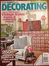 Flea Market Style Decorating Vintage Style #146 Collector's 2014 FREE SHIPPING