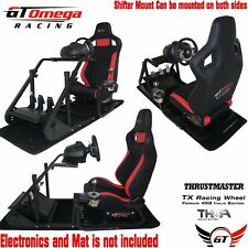 GT Omega Art Simulateur Cockpit RS6 pour Thrustmaster TX Racing Wheel F458 Xbox PC