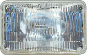 Phillips H4651CVC1 CrystalVision ultra Sealed Beam H4651 Headlight Bulb
