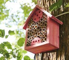 Hôtel boîte à insectes maison des insectes en bois jardin balcon