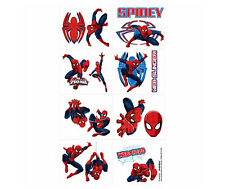 Spiderman Party Supplies Favours TATTOOS SHEET