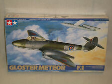 Tamiya 1/48 Scale British Gloster Meteor F.1 Fighter - Factory Sealed
