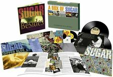 SUGAR - BOX OF SUGAR ; Limited 8 x Vinyl Box Set ; New & Sealed