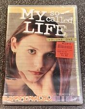 New! My So-Called Life, Volume One Dvd Set (1995) - Factory Sealed!