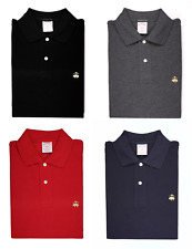 NWT BROOKS BROTHERS MEN ORIGINAL FIT PERFORMANCE POLO SHIRT COTTON MSRP $74.50