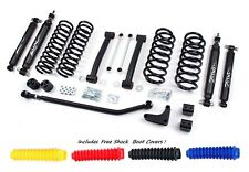 "Zone Offroad J17N 4"" Full Suspension Lift Kit for 1999-04 Jeep Grand Cherokee WJ"
