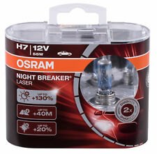 OSRAM NIGHT BREAKER láser h7 64210nbl-hcb 2 Duo-box 12v 55w auto lámparas lámparas