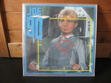 SQUARE VINYL RECORD BARRY GRAY ORCHESTRA - JOE 90 & CAPTAIN SCARLET THEMES