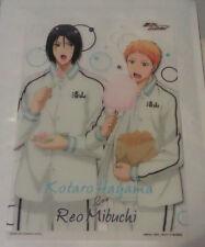 Kuroko no Basket anime Rakuzen clear poster from Japan