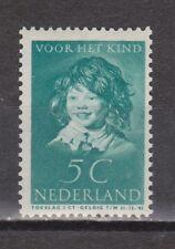 NVPH Netherlands Nederland 303 MLH ong 1937 kinderzegel Pays Bas NO GUM