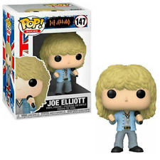 Joe Elliott - Def Leppard Pop! Vinyl Figure