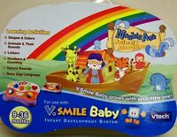 vtech V.SMILE BABY Noah's Ark Animal Adventures Learning Activities 9-36 Months