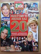 ZnG 14/2014 Michael Jackson,Lady Diana,Doda,Edyta Gorniak,Andrea Bocelli,Shazza